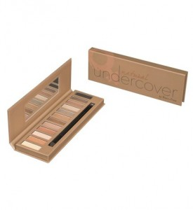 Bronx Colors Natural Undercover Palette