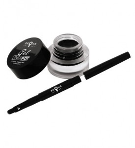 Bronx Colors Gel Liner Pot Black