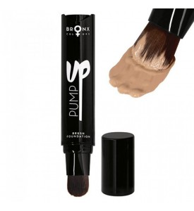Bronx Colors Pump-up Brush Foundation