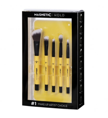 MAGNETIC URBAN BRUSHES SET