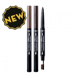Bronx Colors Eyebrow Pen & Smooth Brush