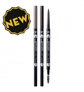 Bronx Colors Micro Eyebrow Pen & Brow Brush