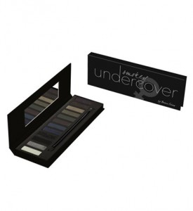 Bronx Colors Smokey Undercover Palette